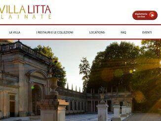 IL Parco di Villa Litta a Lainate